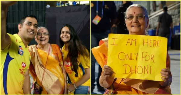 Dil Le Gaya Dhoni: Cricketer Meets An Old Fan At Wankhede Stadium & Wins Over Twitter