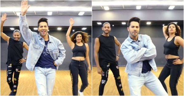 After Breakup With Vicky Kaushal, Harleen Sethi Is *First Class* With Varun Dhawan