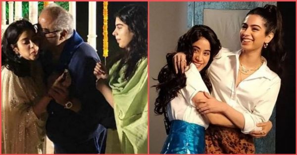 Janhvi Kapoor Opens Up About Sister Khushi Kapoor's Plans Of Entering Bollywood