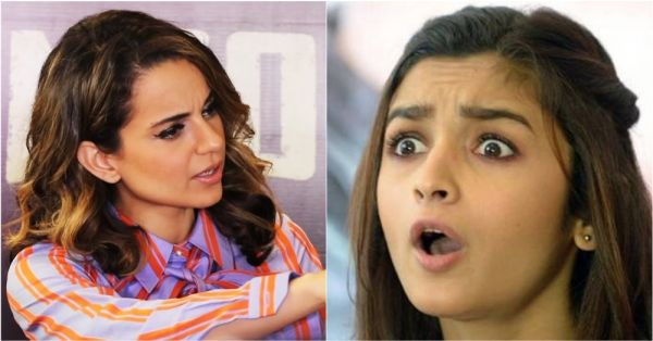 Kangana Takes A Dig At Alia Yet Again, Calls Her Gully Boy Performance Mediocre