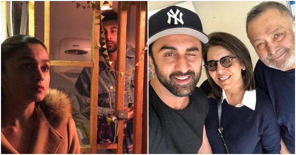 Ranbir Kapoor Is NOT Moving-In With Girlfriend Alia Bhatt And His Parents Might Be The Reason Why