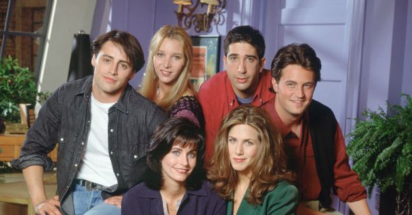 They'll Be Here For You: Psychologist Says 'Friends' Is Good For Mental Health