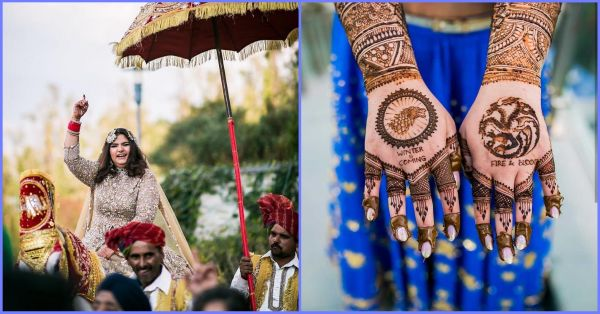 This Badass Bride Entered Her Wedding On A Ghodi With A Baraat 'Coz Patriarchy Be Damned!