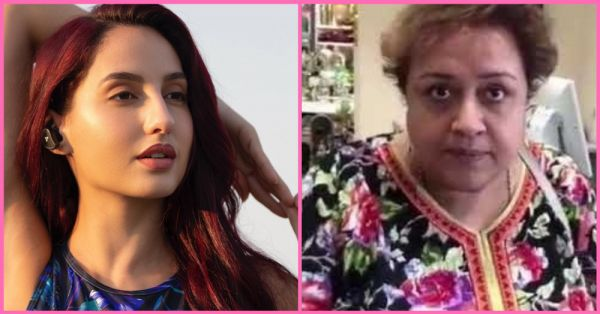 Nora Fatehi Faces Backlash For Trolling The Gurgaon Lady Who Said 'Rape These Women'