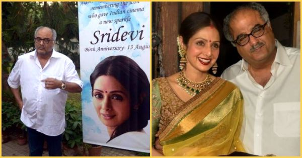 Forgetting Her Is Impossible: Boney Kapoor Breaks Down While Talking About His Late Wife Sridevi