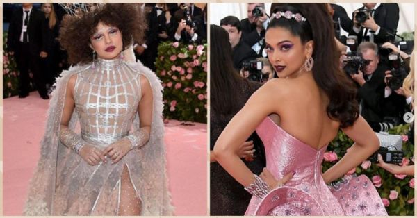 Deepika Padukone And Priyanka Chopra Make Heads Turn At The Met Gala