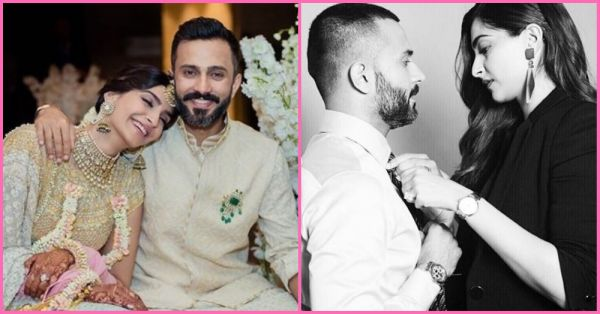 You're My Guiding Star: Anand Ahuja's Anniversary Message For Sonam Kapoor Will Melt Your Heart
