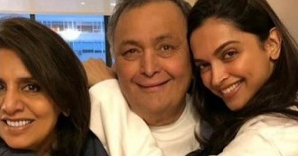 #Adorbs: On Mother's Day Deepika Padukone Is Spending Time With Ranbir's Parents In NYC