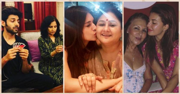 Mere Paas Maa Hai: These Pics Of Bollywood Celebs With Their Moms Will Make Your Heart Melt!