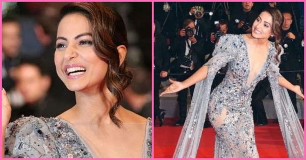 Cannes 2019: Hina Khan Looks Straight Out Of A Fairytale For Her Red Carpet Debut