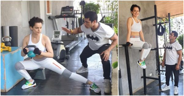 This Is How Much Weight Kangana Ranaut Lost In 10 Days Ahead Of Her Cannes Appearance