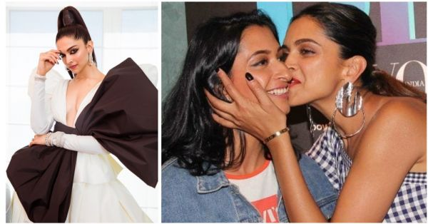 Deepika Padukone Is Killing It At Cannes While Sister Anisha Googles How To Pronounce It!