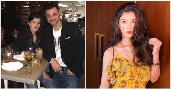 Proud Papa Sanjay Kapoor Sends Insta-Love To Daughter Shanaya For Working In 41 Degrees