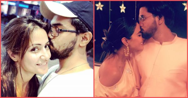 Hina Khan's Boyfriend Rocky Jaiswal Posted The Cutest Picture Of His *Sleeping Beauty*