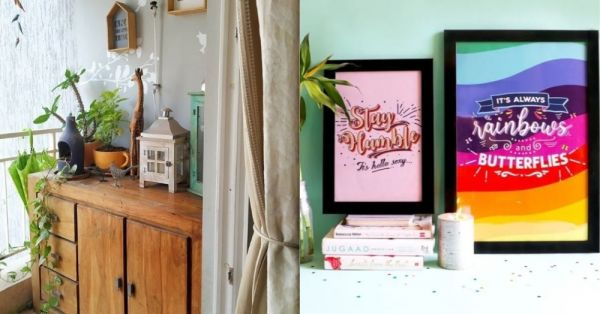 Like A Boss: 10+ Home Decor Items To Make Your First Adult Apartment Feel Like Home!