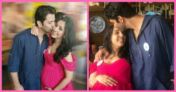 'Iss Pyaar Ko Kya Naam Doon' Actor Barun Sobti Is Expecting His First Child With Wife Pashmeen
