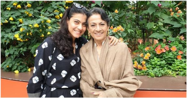 Kajol's Mother Tanuja Gets Admitted To The Hospital After Being Diagnosed With Diverticulitis