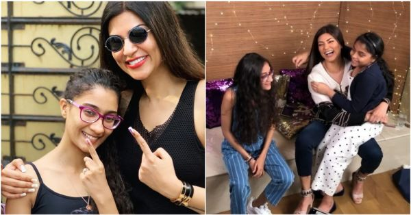 Sushmita Sen Talks About How She Told Daughter Renee She Is Adopted: You're Born From The Heart