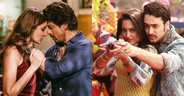 Chemistry Kahan Thi? 10 Of The Most Blah On-Screen Bollywood Pairings Till Date