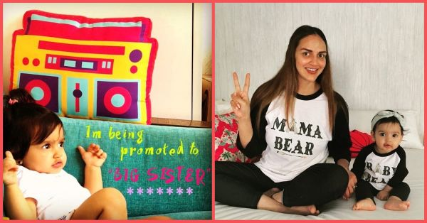Esha Deol's Newborn Baby Girl Is A Godsend & So Is Her Beautiful Name 'Miraya'