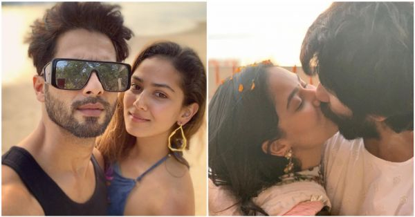 Too Much Information? Shahid Kapoor Reveals He's Better At Sexting Than Wife Mira Rajput