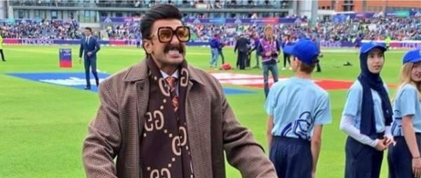 Ranveer Singh Might Face Legal Action Over A Tweet About Hardik Pandya