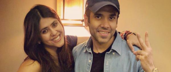Ekta Kapoor Recalls She 'Dialled The Cops' On Brother Tusshar Kapoor After He Punched Her