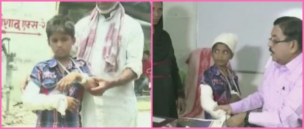 Apka Left Ki Mera Left: Doctor Casts Plaster On Bihar Boy's Right Hand Instead Of Left