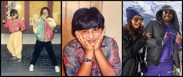Kapoor Sisters Wish Their *Arjun Bhaiya* On His Birthday With Unseen Pictures & Nicknames