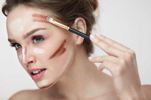 Perfect Jawline - contouring