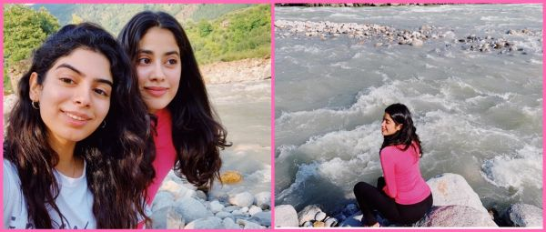 Manali Trance: Janhvi & Khushi Kapoor's Sister Vacay Is All We Need Right Now!
