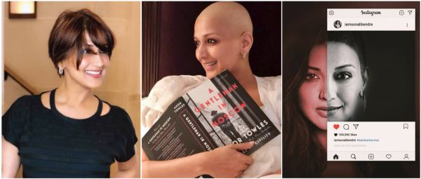 Sonali Bendre Pens An Emotional Post To Mark One Year Of Fighting Cancer