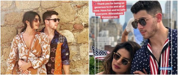 Nick Jonas & Priyanka Chopra Just Shared The Cutest Picture From Their Dating Days!