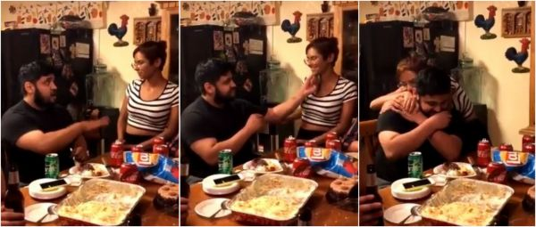 Man Sings 'A Thousand Years' To His Hearing-Impaired GF In Sign Language & We're In Awe