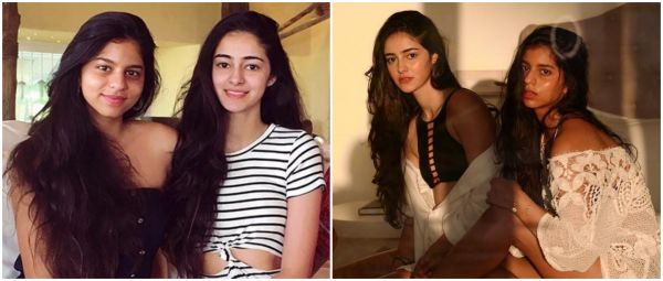 Party All Night: Ananya Panday And Suhana Khan Dance Like There's No Tomorrow