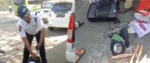 Viral Video Of Indian Travellers In Bali Is Trending On Twitter For All The Wrong Reasons