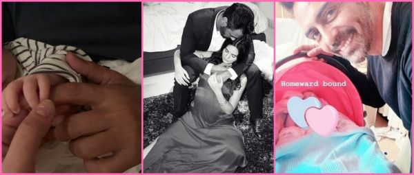 Hello, Future Superstar! Arjun Rampal & Gabriella Demetriades Reveal Their Baby's Name