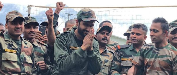 High On Josh: Vicky Kaushal Making Rotis For The Indian Army Is The Sweetest Thing Ever