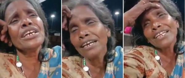 What A Lovely Voice! The Internet Is Smitten By This Woman Singing At A Railway Station