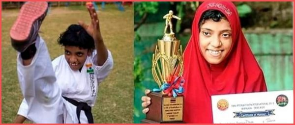 So Proud: Ayesha Noor, The Karate Champ From Kolkata Slums To Represent India In Thailand