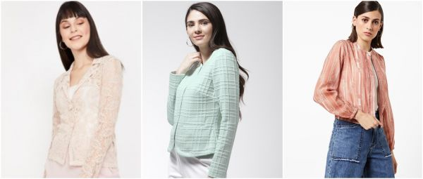 f21 Summer Jackets To Keep You Warm In Your Super Chilly Office