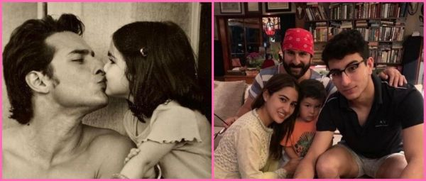 Happy Birthday, Abba! Pataudi Princess Sara Ali Khan Has An Adorable Message For Papa Saif