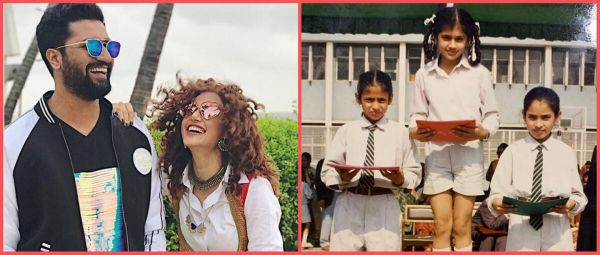 Forget Rahul-Anjali! Vicky Kaushal And Taapsee Pannu Are #BFFGoals In This Throwback Pic