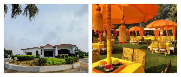 A Luxe Affair: 8 Farmhouses In Gurgaon For A Wedding Away From The Shor Of The City
