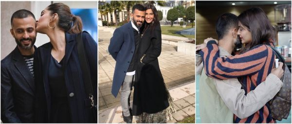 Sonam Kapoor Misses Hubby Anand Ahuja & Her Message For Him Is Aww-dorable!