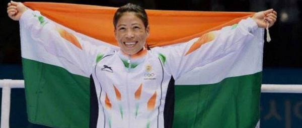 Indian Boxer Mary Kom Has Been Named 'Asia's Best Woman Athlete' & We Are SO Proud!