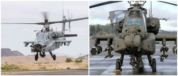 Apache Attack Choppers Join IAF Fleet: All You Need To Know About The Deadly Helicopters