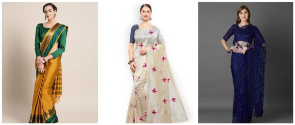 Drape Story:  Saree Picks To Get You Through The Festive Season With Flourish!