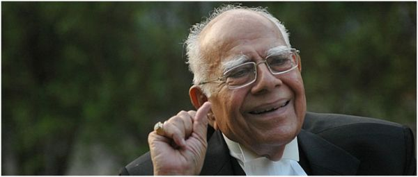 Veteran Criminal Lawyer And Former Union Law Minister Ram Jethmalani Passes Away