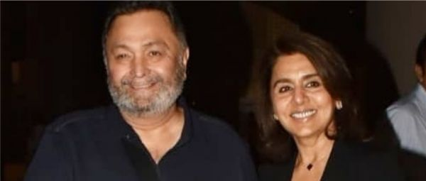 All Smiles: Rishi Kapoor & Neetu Kapoor Return To India After 11 Long Months In New York